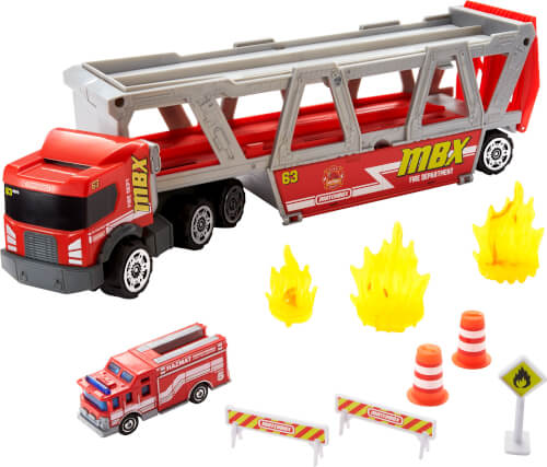 Mattel GWM23 Matchbox Construction Hauler