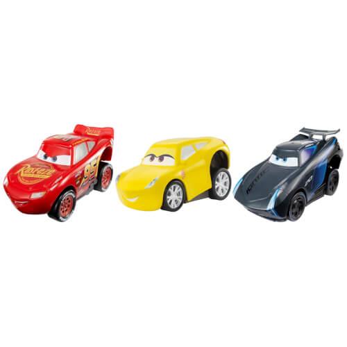Mattel Cars 3 Rev N Racer Fahrzeuge, sortiert (rollierend)