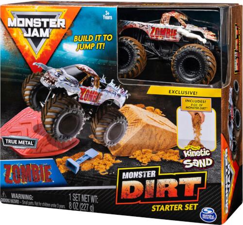 Spin Master Monster Jam Dirt Starter