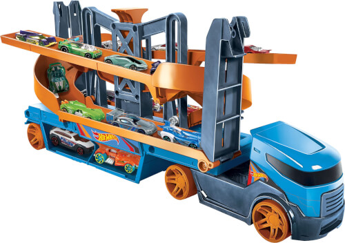 Mattel GNM62 Hot Wheels Mega Action Transporter