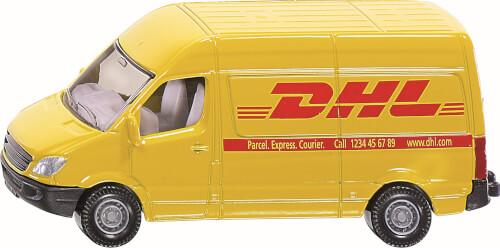 SIKU 1085 Super Postwagen DHL, ab 3 Jahre