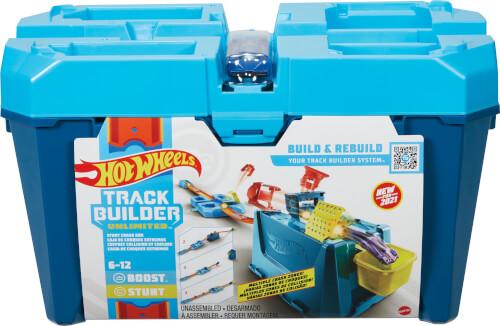 Mattel GVG09 Hot Wheels Track Builder Unlimited Crash Stunt Box
