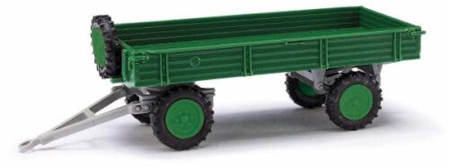 Anhänger T4 grün+gelbe Felgen