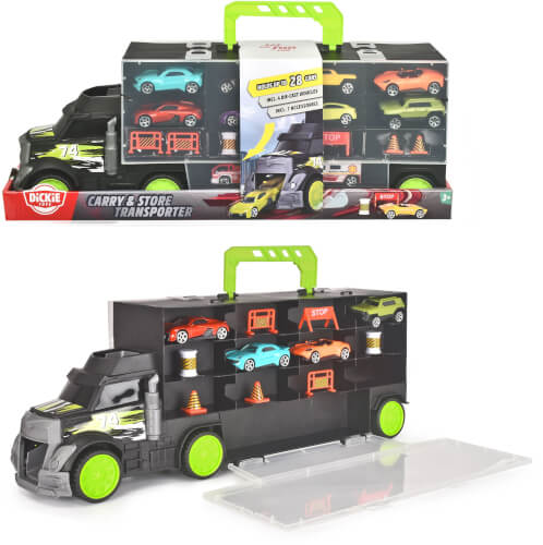 Dickie Small Truck Carry Case