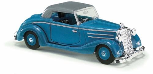 Mercedes 170S Cabrio blau