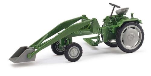 RS09 Ladearm m.Schaufel grün