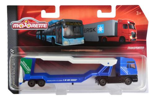 Majorette Transporter assortment, 8-sortiert