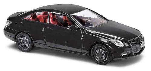MB E-Klasse Coupé Black Edit