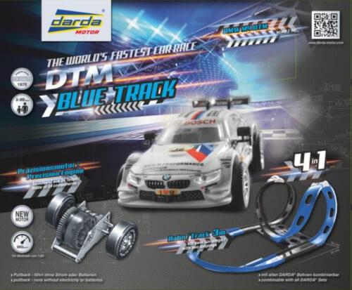 DTM Blue Track