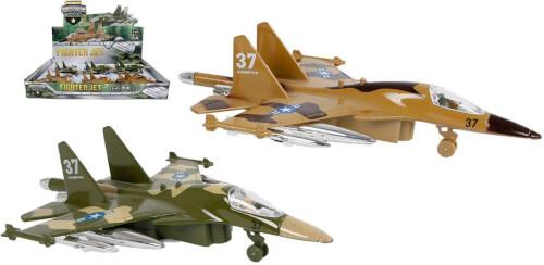 Flugzeug Army Fighter, Sound, 19 cm