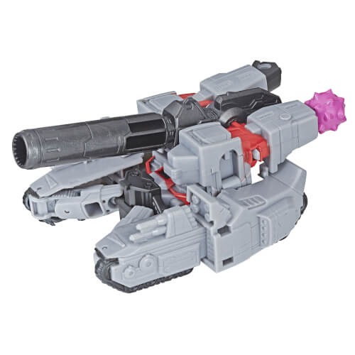 Hasbro E1884EU4 Transformers CYB Action Attackers Commander Figur, ab 6 Jahren