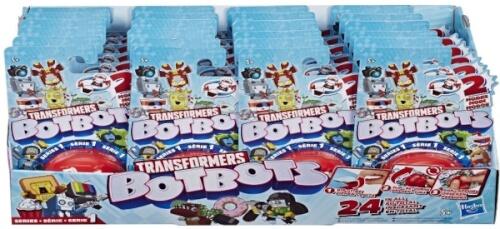 Hasbro E3487EU4 Transformers BotBots, Blindpack, sort.