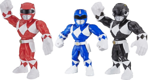 Hasbro E5869EU4 Power Rangers Mega Mighties