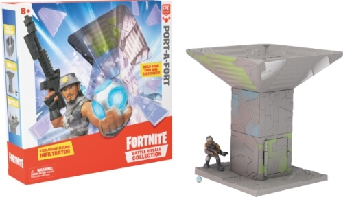 Fortnite- Port a Fort
