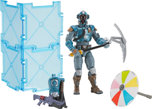 Jazwares Fortnite FNT0016 Early Game Survival Kit The Visitor Serie 2