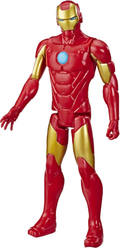 Hasbro E3309EU0 Marvel Avengers Titan Hero Serie 30 cm große Action-Figuren mit Titan Hero Power FX Port