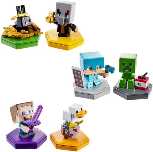 Minecraft Earth Boost Mini-Figuren 2er-Pack Sortiment