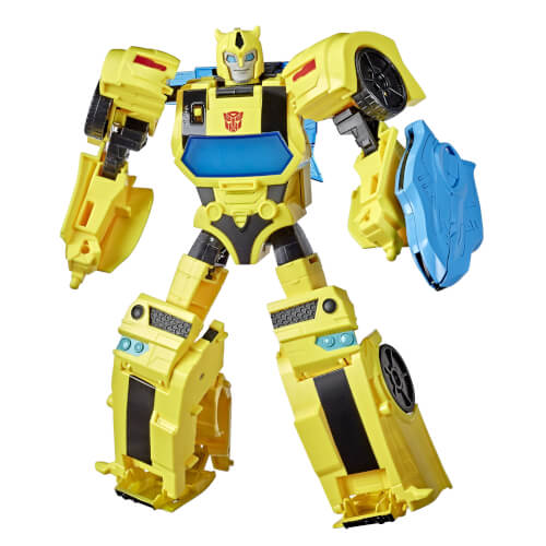 Hasbro E83815X0 Transformers CYB Officer-Klasse Bumblebee