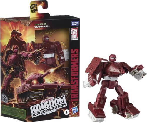 Hasbro F06715X0 Transformers Generations WFC Deluxe Warpath
