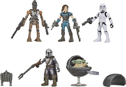 Hasbro F11985L0 Star Wars Mission Fleet  Defend the Child
