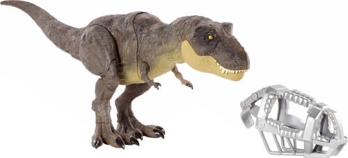 Mattel GWD67 Jurassic World Stomp 'N Attack T-Rex
