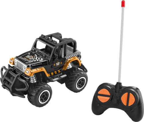 Mini RC Truck, Quater Back