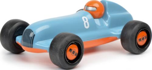 Schuco Studio Racer Blue-Pierre #8