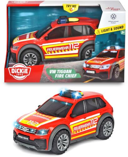 Dickie VW Tiguan R-Line Fire Car