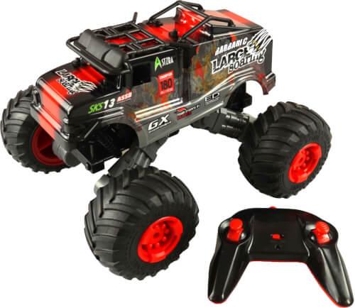 Crazy SXS13 Monstertruck 1:16 RTR, rot