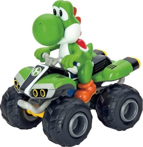 CARRERA RC - 2,4GHz Mario Kart(TM), Yoshi - Quad