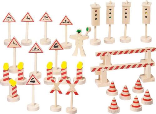 GoKi Verkehrszeichen II