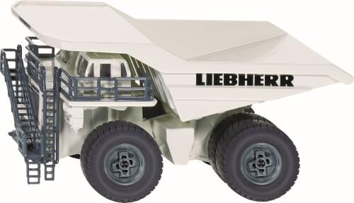 SIKU 1807 SUPER - Liebherr Muldenkipper T 264, 1:87, ab 3 Jahre