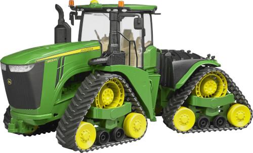 Bruder 04055 John Deere 9620 RX, ab 4 Jahren, Maße: 50 x 19 x 23,5 cm, Kunststoff