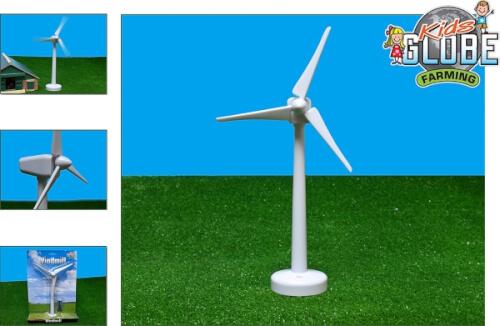 Windkraftrad, 29cm, inkl. Batterie