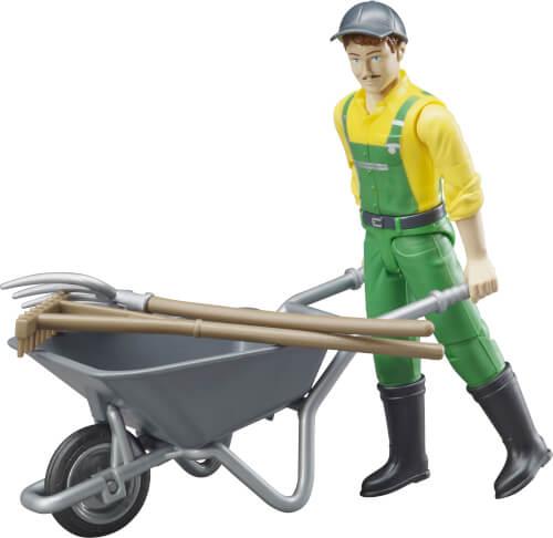 Bruder 62610 Figurenset Landwirt