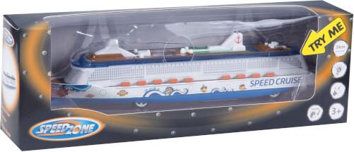 Speed Zone Kreuzfahrtschiff mit Licht & Sound