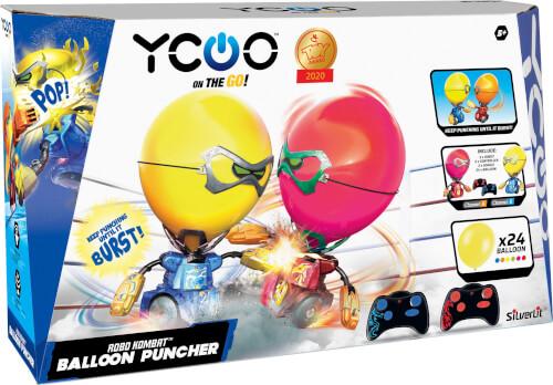 Silverlit Robo Kombat balloon puncher asst.
