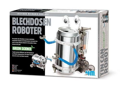 Blechdosenroboter 2.0