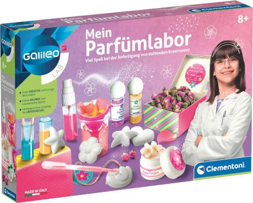 Clementoni Galileo- Mein Parfümlabor