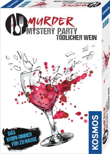 Kosmos Murder Mystery Party - Tödlicher Wein