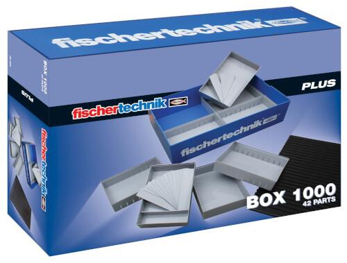 fischertechnik Plus-Box 1000