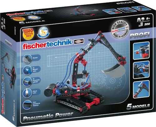 fischertechnik Pneumatic Power, ab 8 Jahre