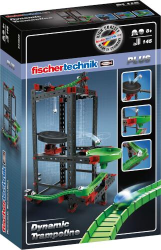 fischertechnik PLUS Dynamic Trampoline