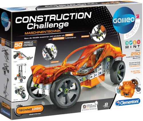 Clementoni Galileo-Construction Challenge