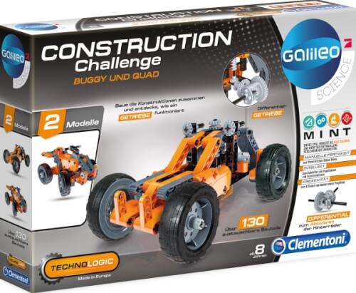 Clementoni Galileo Technologic - Buggy & Quad