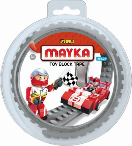 MAYKA TAPE - SMALL 1M 2 NOPPEN - GRAU