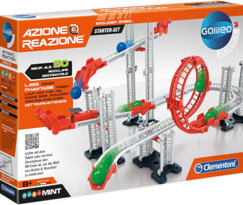 Clementoni Action & Reaction - Starter Set