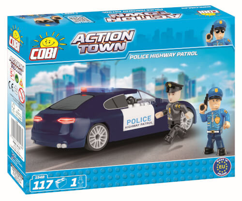 COBI 1548 POLICE HIGHWAY PATROL