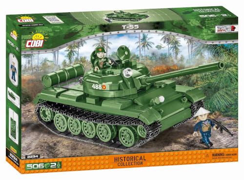 COBI-2234 MEDIUM TANK T-55