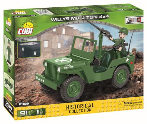 COBI 2399 U.S.ARMY TRUCK 1/4TON